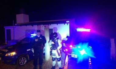 JAMES CRAIK: AL VERSE SORPRENDIDO POR LA FPA INTENTÓ DESCARTARSE DE LA COCAÍNA EN EL INTERIOR DE UN AUTO
