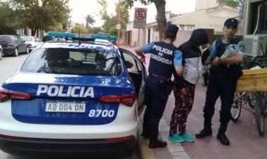 HECHO DE ESTAFA EN LA LOCALIDAD DE MORTEROS CON ALLANAMIENTO POSITIVO Y DETENCIÓN EN LA CIUDAD DE ARROYITO