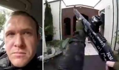 Tiroteos en Nueva Zelanda: al menos 49 muertos en dos tiroteos en mezquitas de Christchurch que el gobierno califica de ataque terrorista