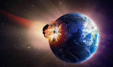 Meteorito con potencia de 11 bombas atómicas chocó la Tierra