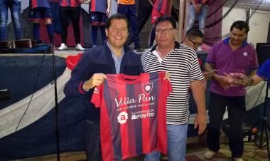 El Municipio continúa con su apoyo a las instituciones deportivas
