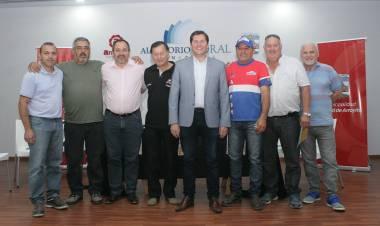 Se realizó Conferencia de Prensa del 4° Rally Regional Arroyito 2019