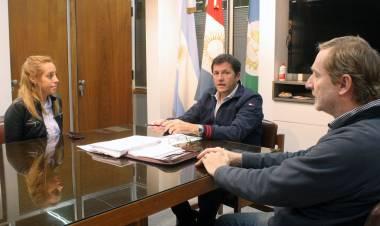 ASUME COMO NUEVA DIRECTORA DE TRÁNSITO MUNICIPAL LA LIC. CINTIA BRUERA