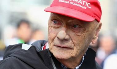 Falleció Niki Lauda, una Leyendaa de la Formula 1