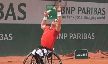 El argentino Gustavo Fernández, campeón de Roland Garros