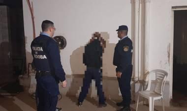 Masivo Operativo Policial en Balnearia