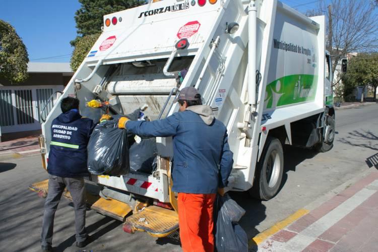 Recolección de Residuos, Poda y Escombros