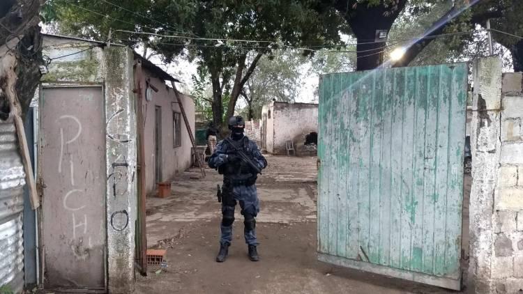 TRES PUNTOS DE VENTA CERRADOS Y DOS DETENIDOS EN OPERATIVO CONTRA EL NARCOMENUDEO EN RÍO CUARTO