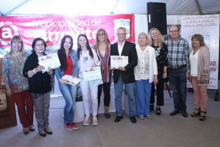 Premiación del Concurso de Microrrelatos