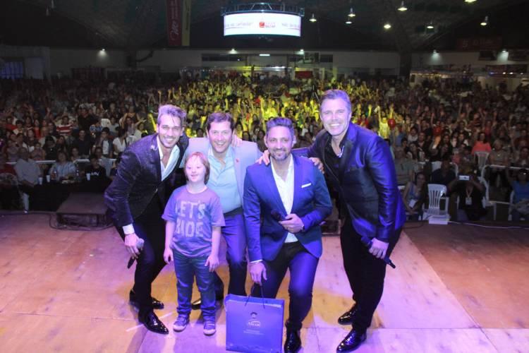 La  5° Edición Fiesta Provincial de la  Dulce ciudad del País fue un éxito rotundo