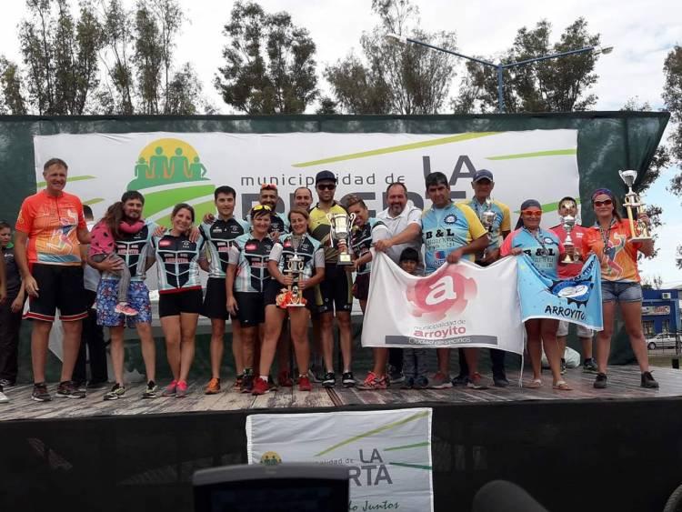 Cierre anual del Suqui Bike, nuestra ciudad y deportistas en lo más alto del podio