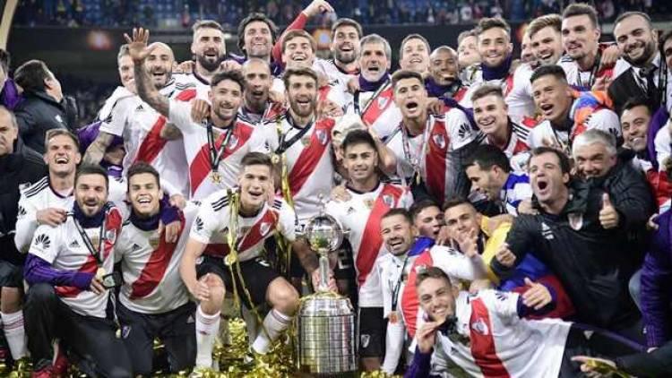 River para siempre: le ganó 3-1 a Boca la final de la Libertadores ! HISTORICO !