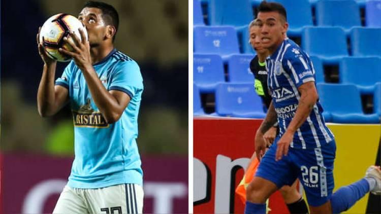 Godoy Cruz visita Perú para jugar ante Sporting Cristal por la Copa Libertadores: hora, TV y formaciones