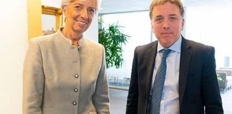 Acuerdo con el FMI  El Gobierno venderá 9.600 millones de dólares hasta fin de año para evitar fuertes subas