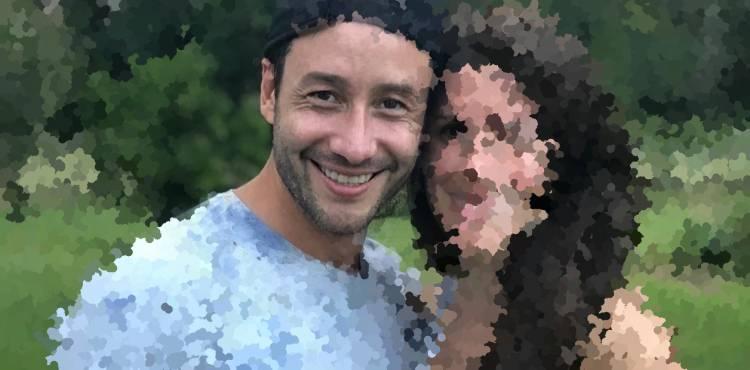 """Luciano Pereyra presentó a Julia, su novia: """"Vivo cosas maravillosas y una de ellas es este amor"""""""