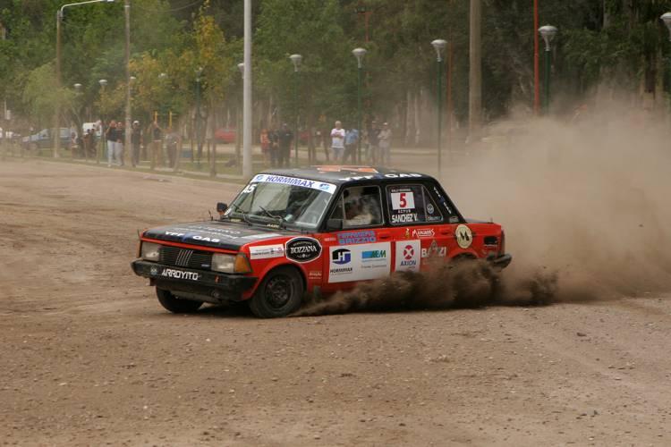 Pasó la Segunda fecha del Rally Regional por nuestra ciudad